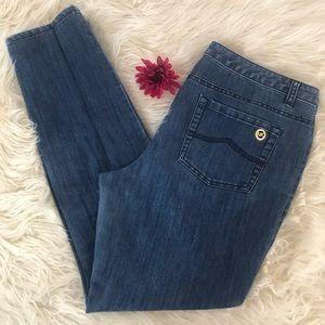 Michael Kors Skinny Jeans Blue 12